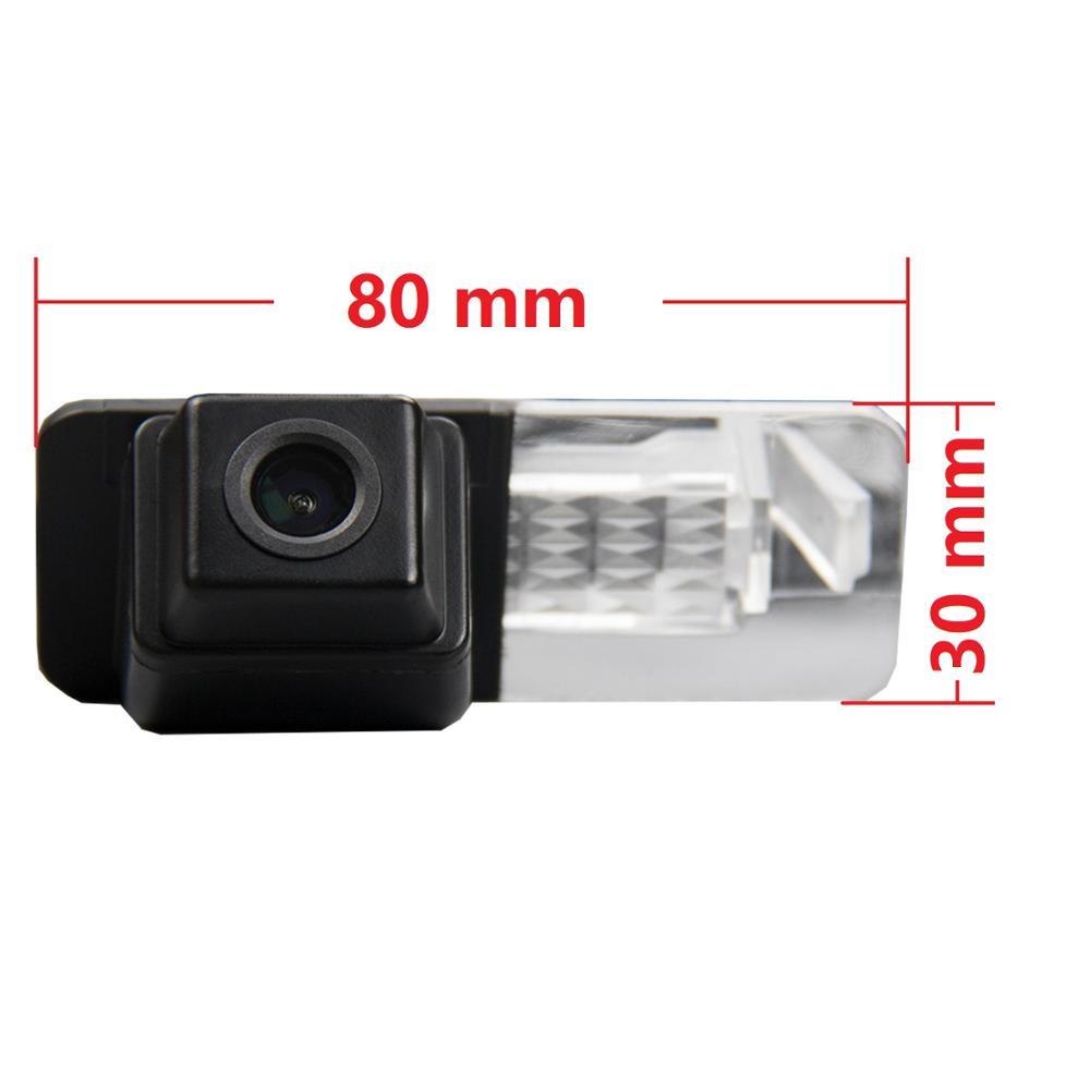 HD 720p Galinio vaizdo Kamera, Atbulinės eigos Atsarginį Fotoaparatą, MB,  Mercedes, Smart R300 R350 Smart Fortwo ED